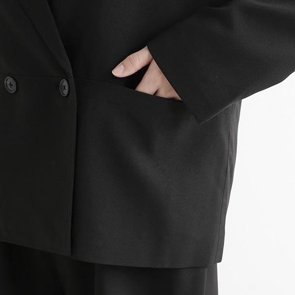ジャケットのディティール
