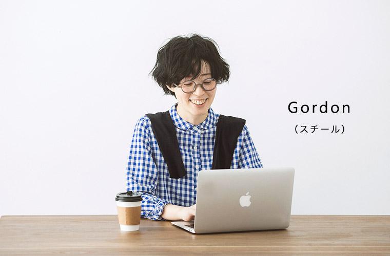 Gordon(スチール)