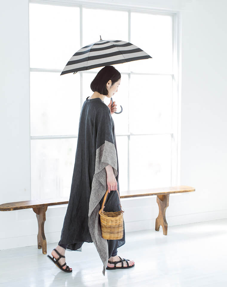 【 &yarn 】オリジナルベルギーリネンワンピース特集